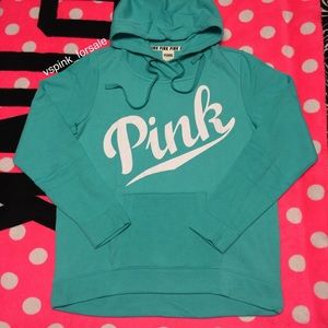 VS PINK Crossover High Lo Hoodie